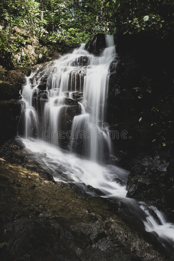 Waterval royalty-vrije stock foto