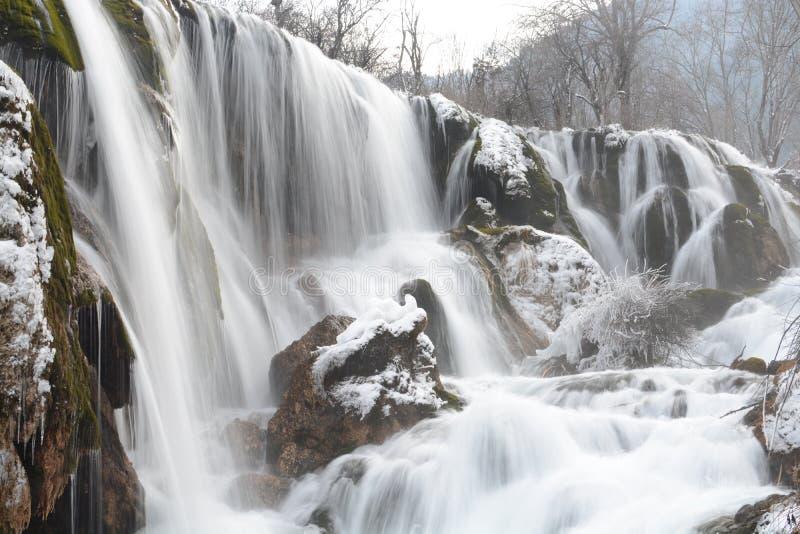 Waterval royalty-vrije stock foto's