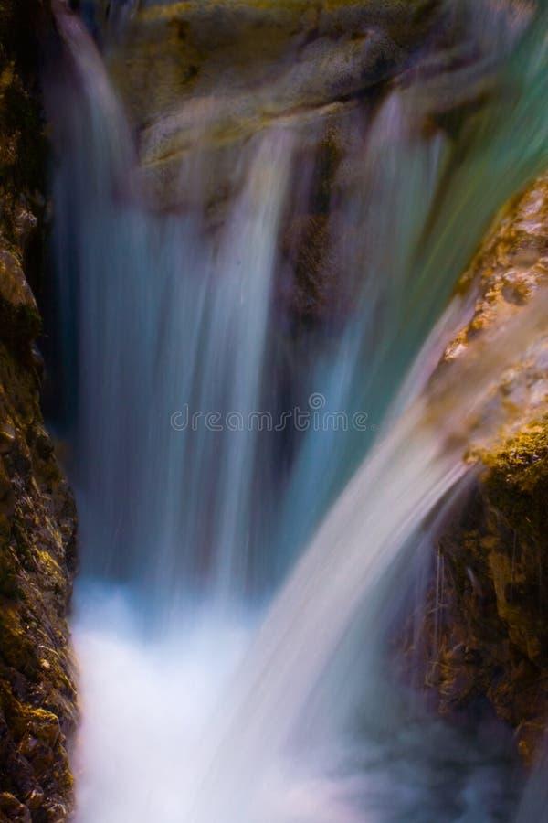 Waterval Oostenrijk stock afbeelding