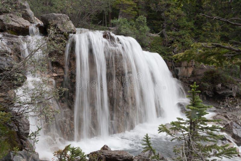 Waterval - Voorraadbeeld royalty-vrije stock foto