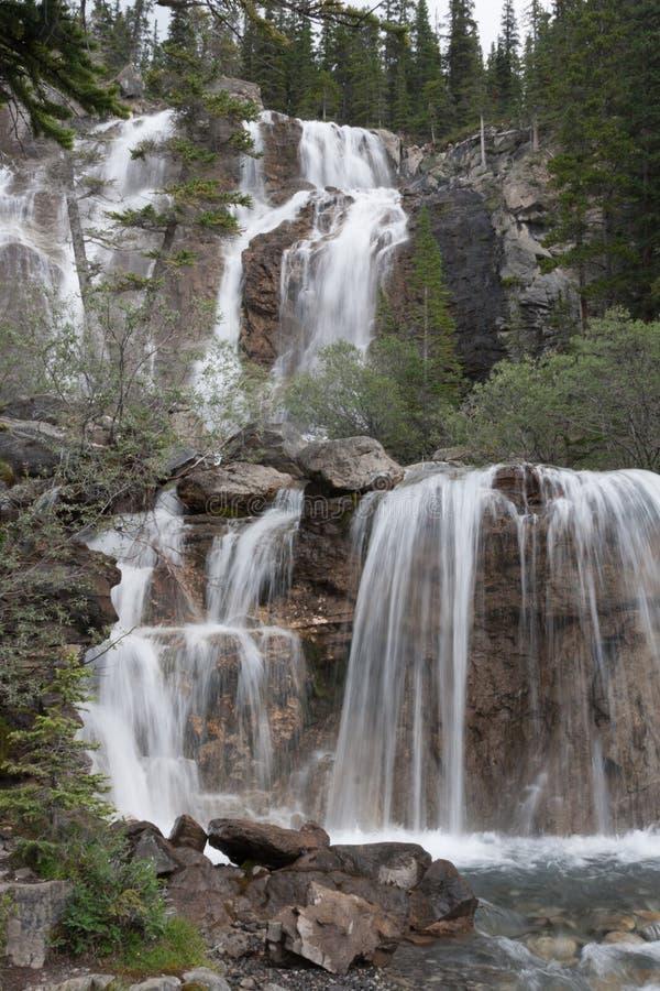 Waterval - Voorraadbeeld stock afbeeldingen