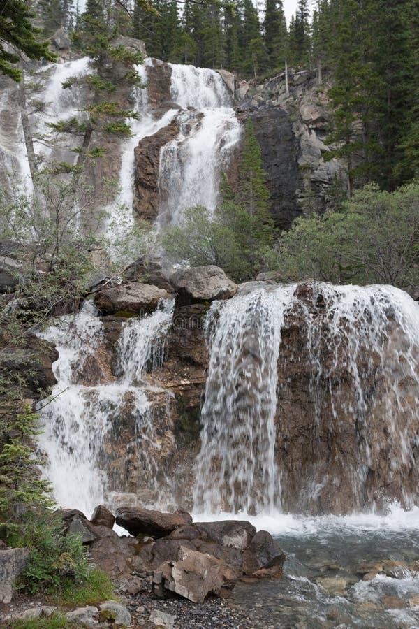 Waterval - Voorraadbeeld royalty-vrije stock fotografie