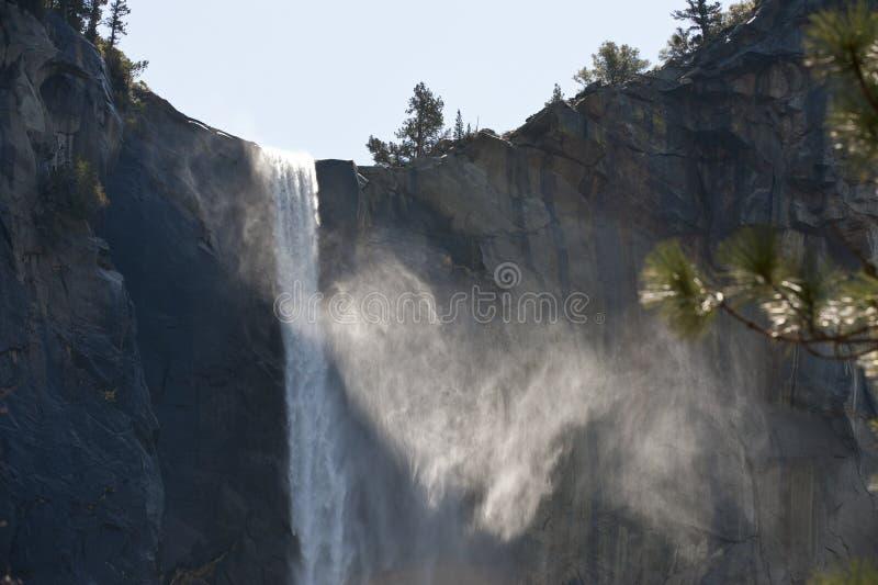 Waterval Yosemite stock afbeeldingen