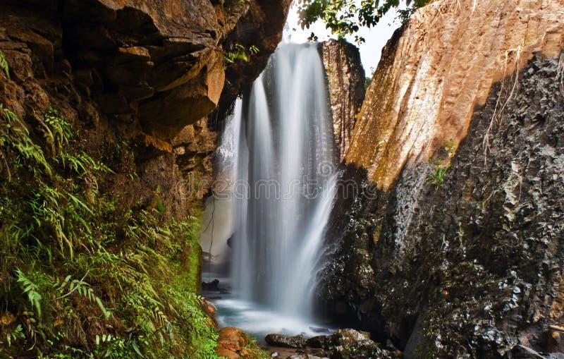 Watervallen royalty-vrije stock afbeelding