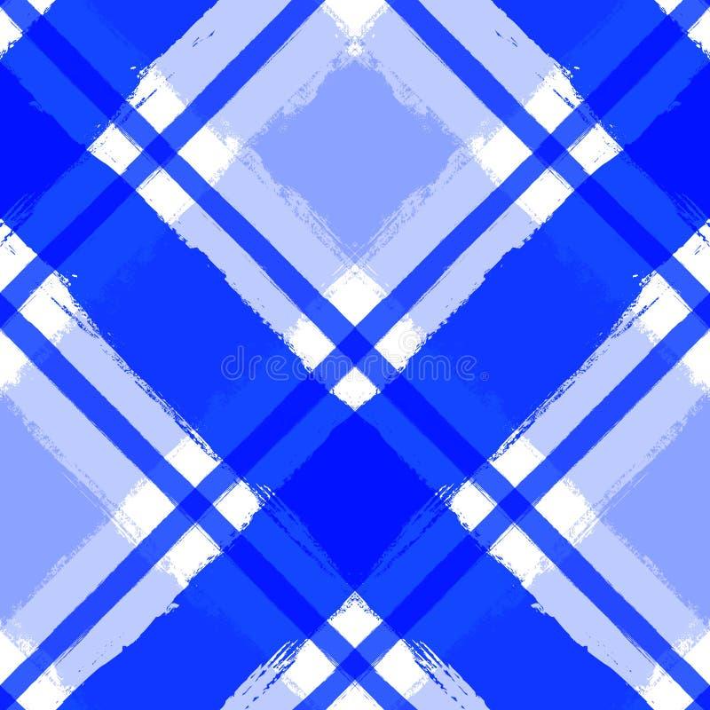 Waterverfachtergrond met kleurenstrepen royalty-vrije illustratie