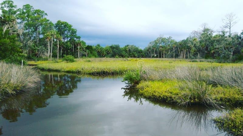 waterway fotografering för bildbyråer