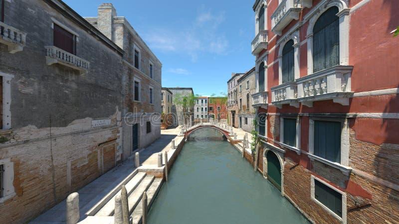waterway στοκ εικόνα με δικαίωμα ελεύθερης χρήσης