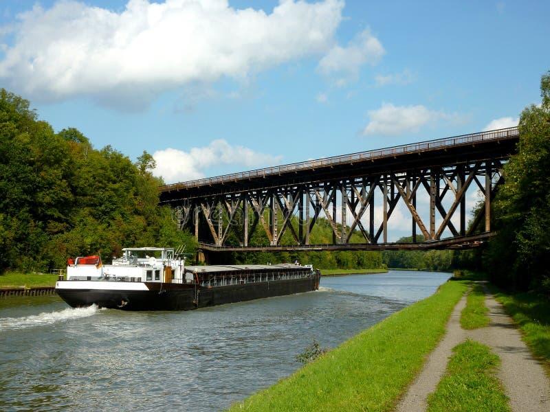 waterway royaltyfria foton