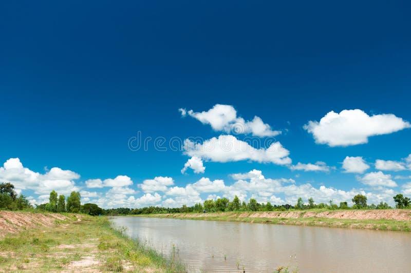 waterway arkivbilder