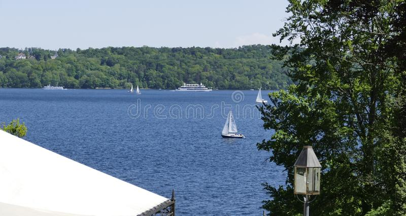Waterway, Body Of Water, Lake, River royalty free stock photography