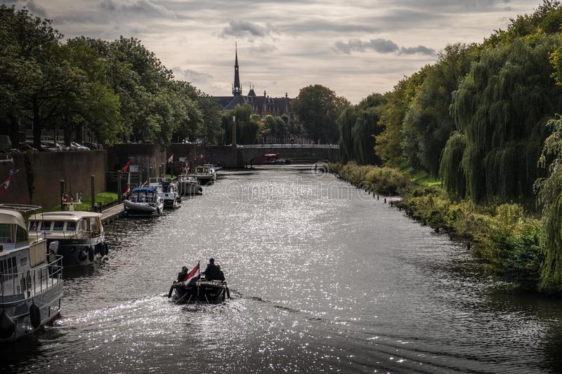 Waterway, Canal, Water, River royalty free stock images