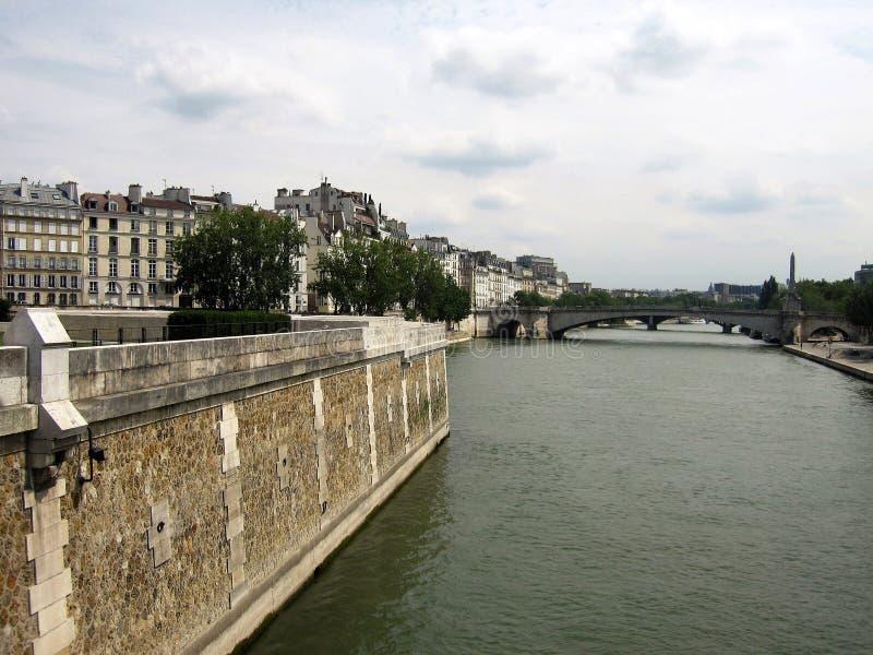 Waterway, River, Bridge, Bank royalty free stock images