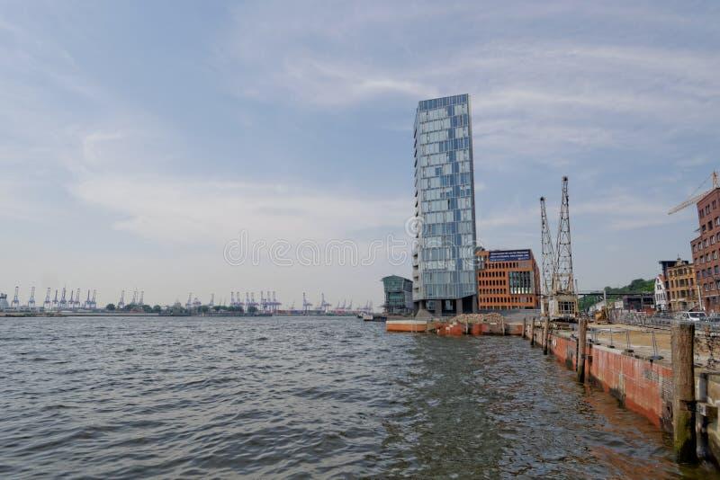 Waterway, River, Bridge, Skyline royalty free stock photos