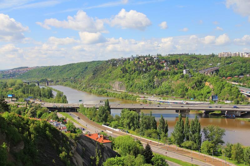 Waterway, River, Bridge, Transport royalty free stock images