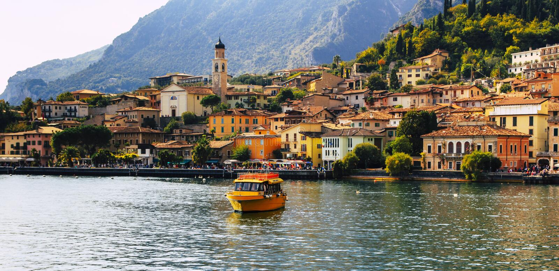 Waterway, Town, City, Mountain Village royalty free stock photos