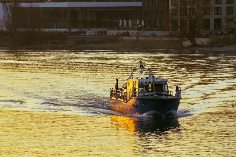 Waterway, Water Transportation, Water, Boat stock photos