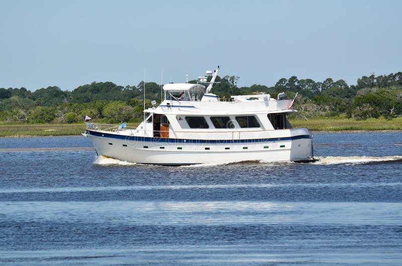 Waterway, Water Transportation, Boat, Motor Ship stock photography