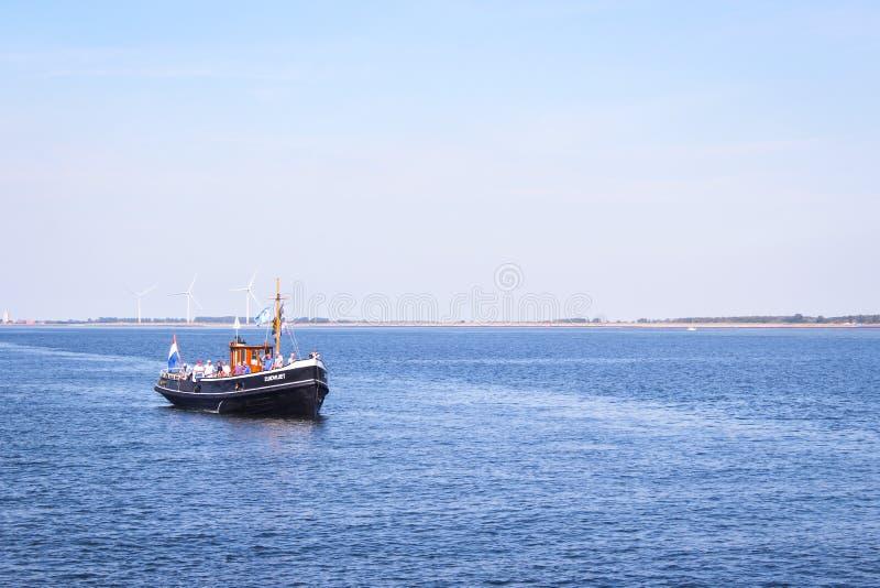 Waterway, Water Transportation, Boat, Sea royalty free stock photos