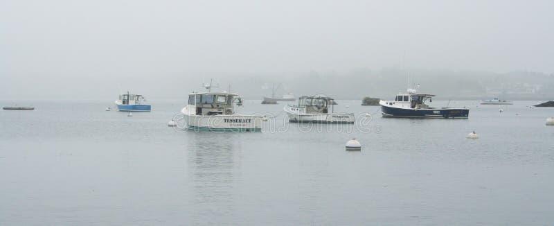 Waterway, Water Transportation, Water Resources, Fog stock image