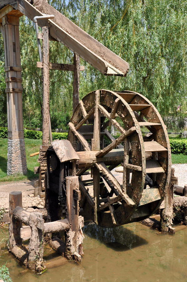 Free Waterwheel Royalty Free Stock Images - 30273919