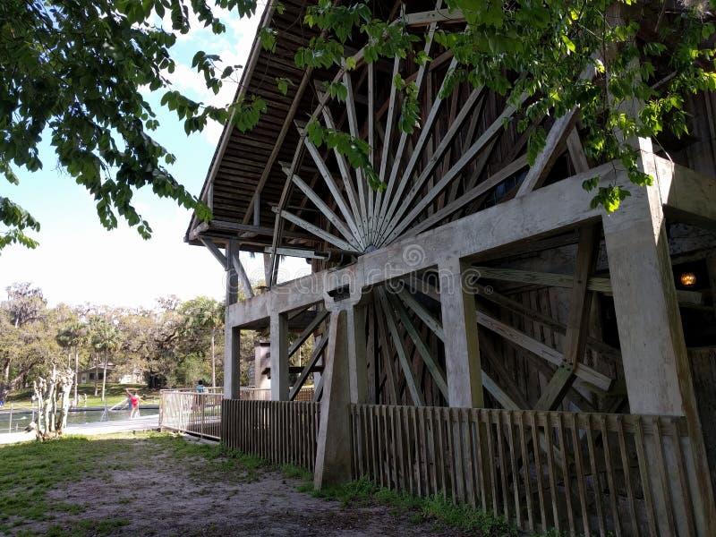 waterwheel stockbild