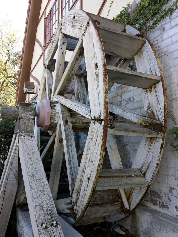 waterwheel royalty-vrije stock foto