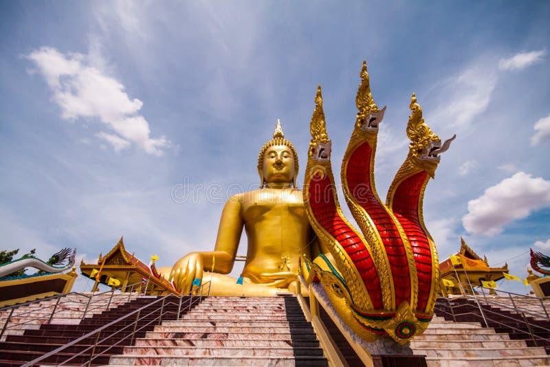 WatMuang AngThong fotografia de stock royalty free