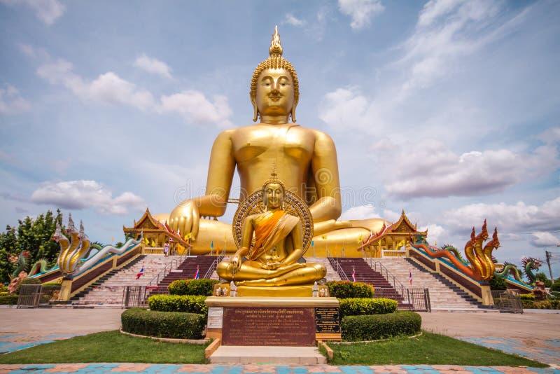 WatMuang AngThong imagem de stock royalty free