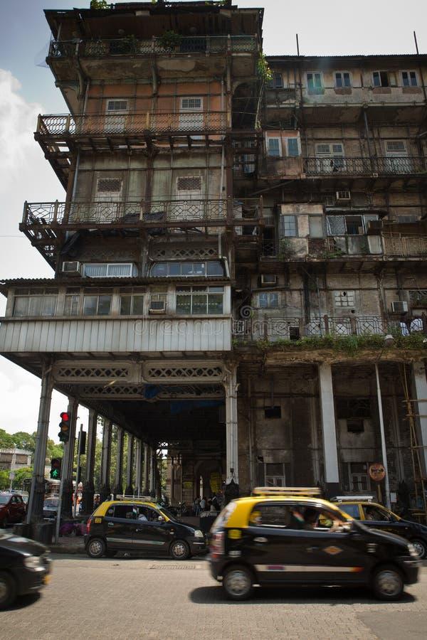 Watson Hotel Mumbai - Esplanade Mansion stock photos