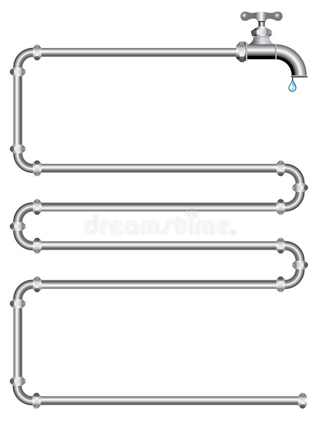 Watter pipes