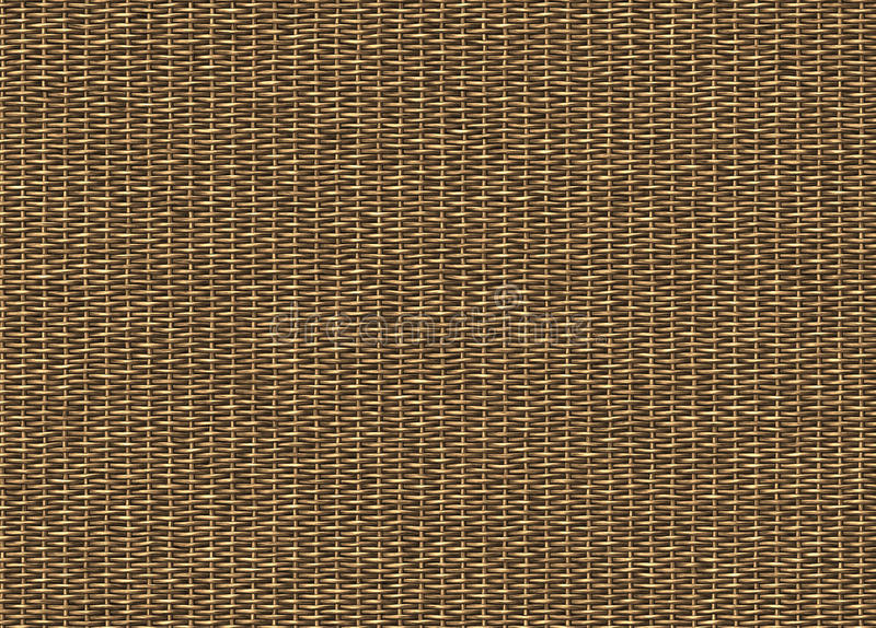 Wattled fence backgrounds. handmade wicker pattern stock image