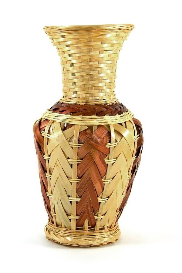 Free Wattled Vase Royalty Free Stock Images - 18841269