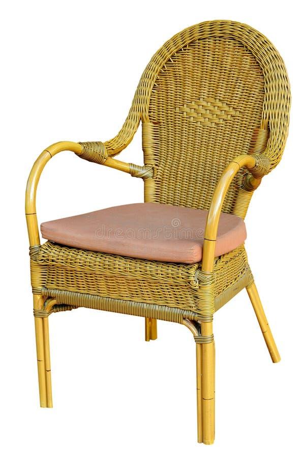Wattledstoel stock afbeelding