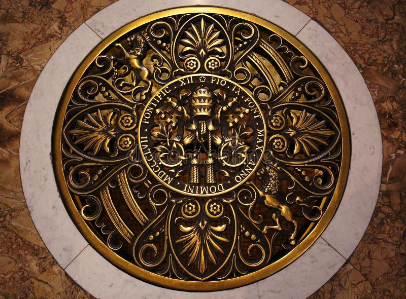 Watykan obraz royalty free