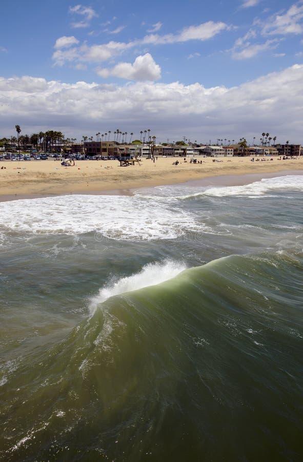 Download Wave fotografia stock. Immagine di arresto, shoreline - 30826182