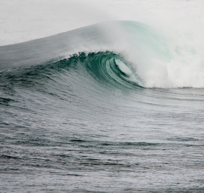 Free Wave Crash Stock Photography - 17591962