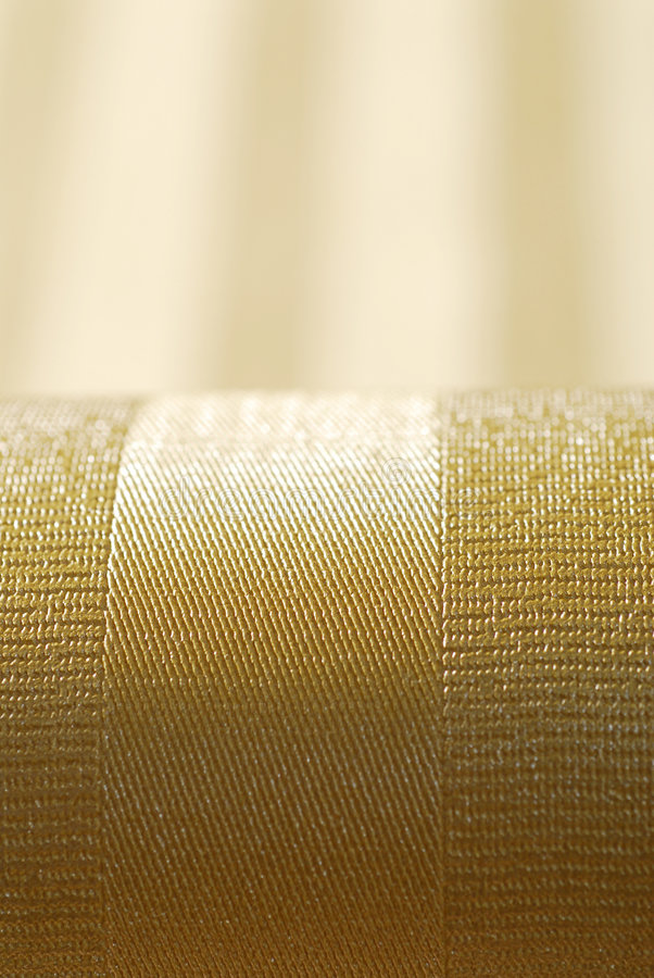 Wave of gold walpaper. You can use this picture as background royalty free stock images