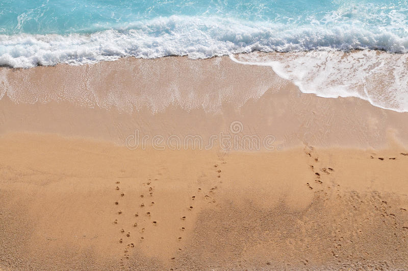 Download Wave Hitting  The Shoreline Stock Image - Image of coastline, coast: 11039285