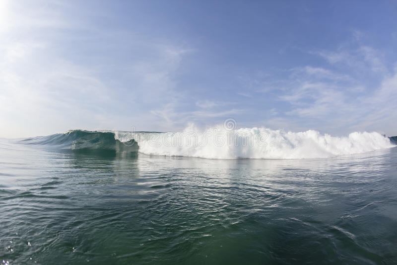 Wave Power Danger royalty free stock images