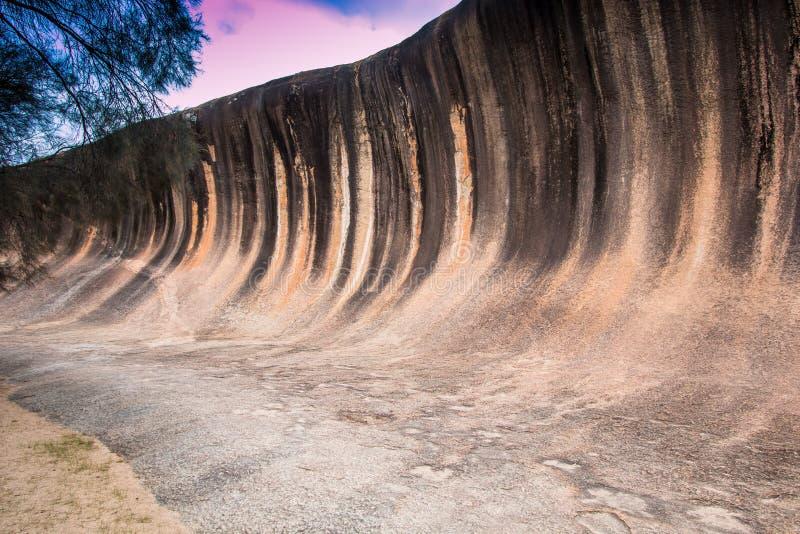 Download Wave Rock stock image. Image of tourist, monolite, unique - 78395523