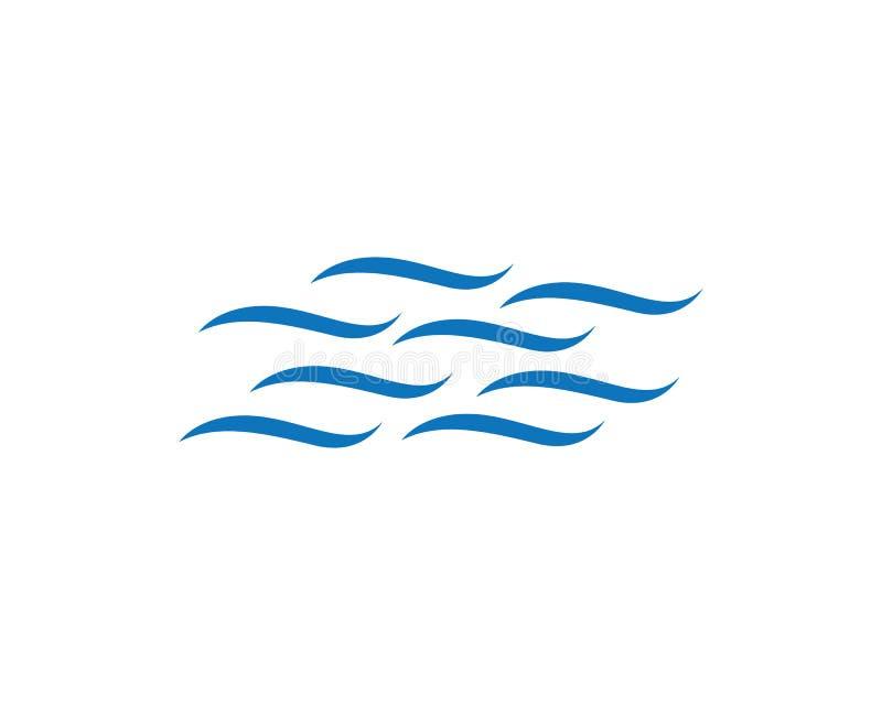 Wave Symbol illustration design stock illustration