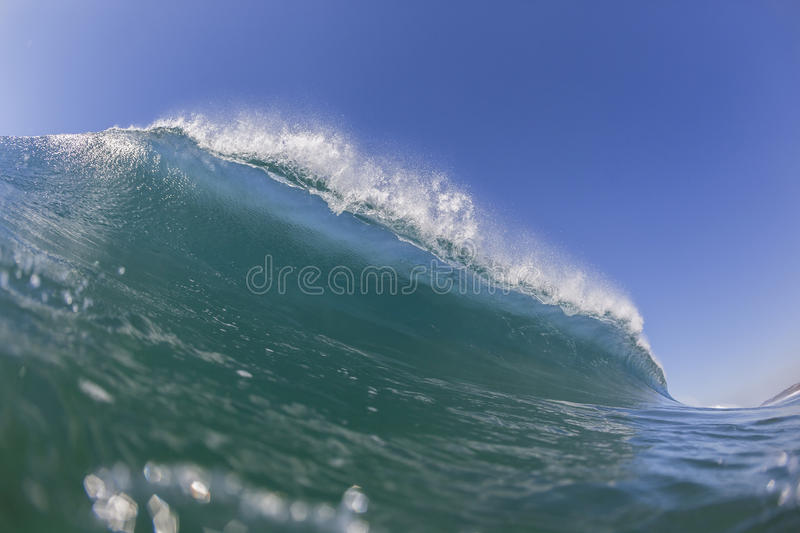 Wave Water Inside royalty free stock images