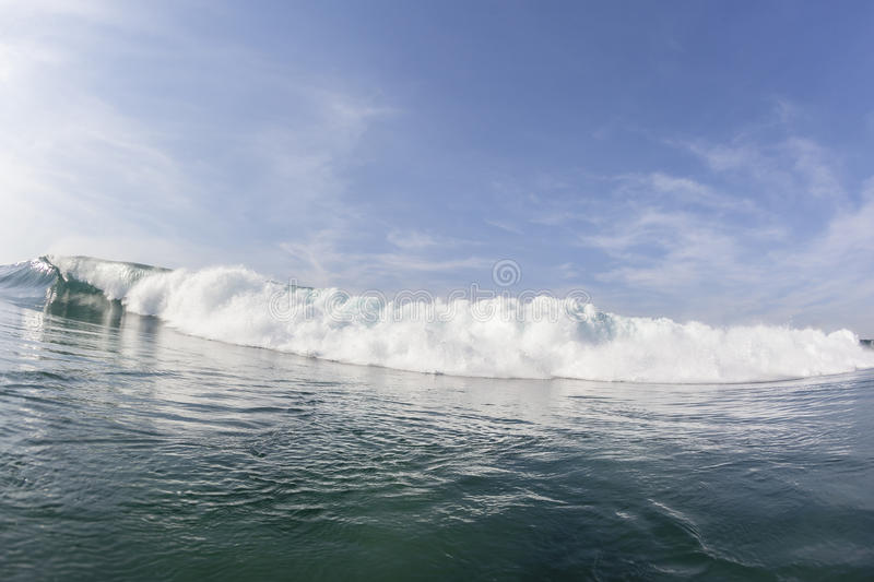 Wave White Water Power Danger royalty free stock photos