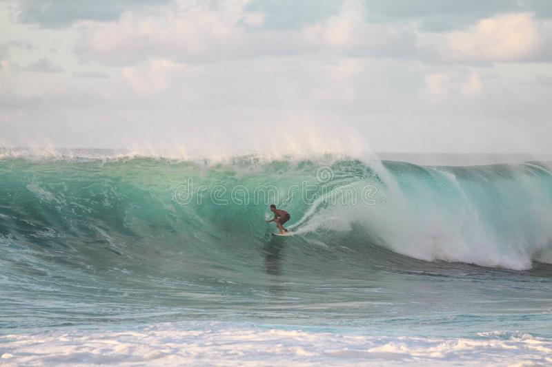 Wave, Wind Wave, Surfing, Surfing Equipment And Supplies stock image