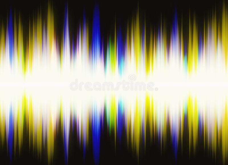 Waveform pattern. White waveform pattern texture backgrounds royalty free illustration