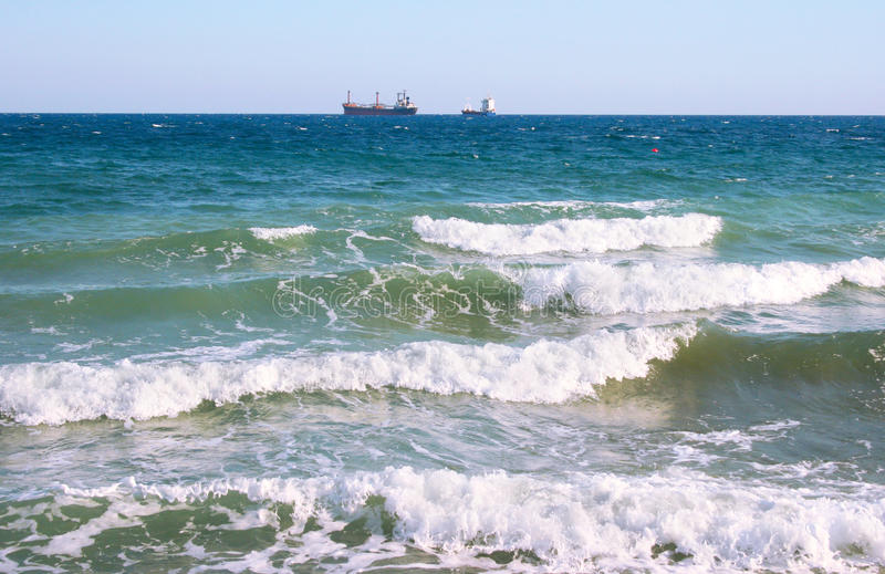 Download Waves stock image. Image of environment, marine, landscape - 14860353
