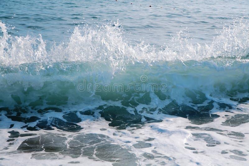 waves arkivfoton