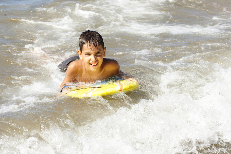 waves royaltyfria foton