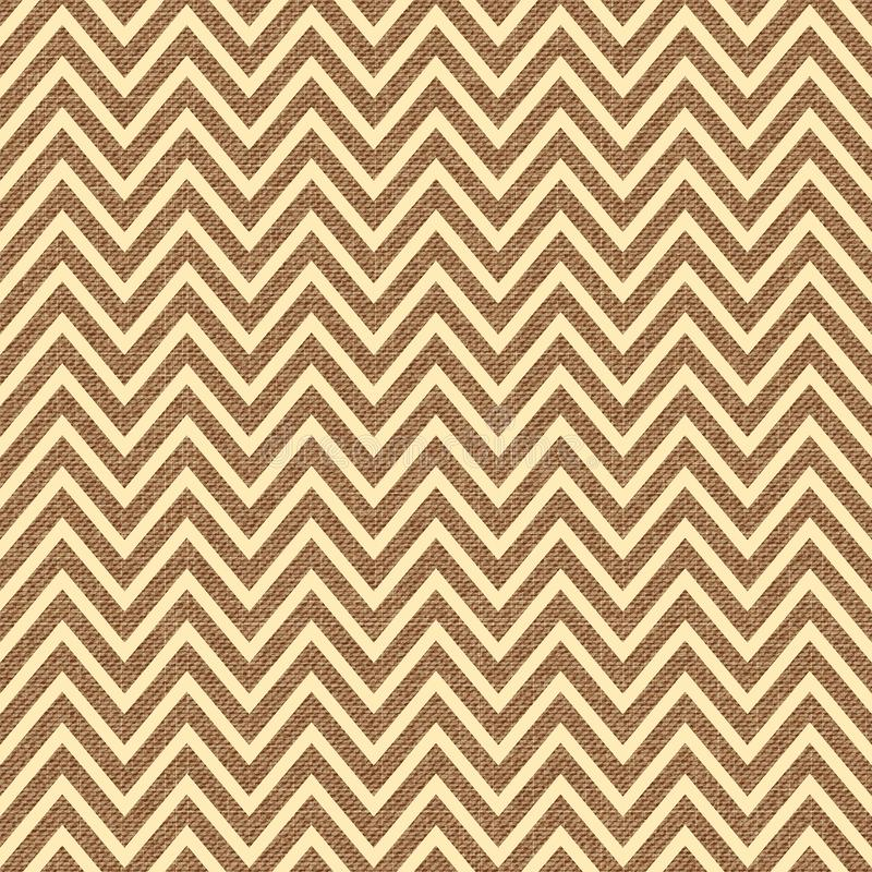 Waves pattern on textile, abstract geometric background. Creative and luxury style illustration royalty free illustration