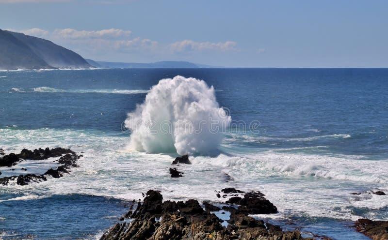 Waves On Rocky Shores Free Public Domain Cc0 Image